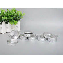 Aluminium Kosmetik Packagign Deckel und Base Jar (PPC-ATC-090)