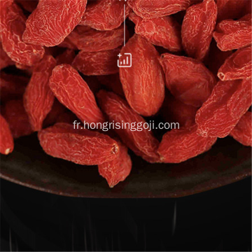 Faible Pestcide Zhongning Goji Berry