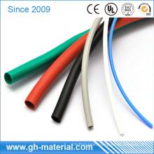 1,7: 1 manchons thermorétractables de câble d'isolation de fil de cachetage de tuyauterie de silicone