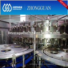 Good quality stainless steel carbonated water filling machine