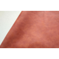 PU two-color wax sense of oil skin fabric