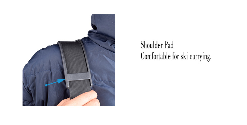 Ski Carrier Shoulder Strap