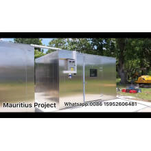 Hot Sale New Energy Resources Portable Solar Power Mini Used Cold cooler Room for vegetables