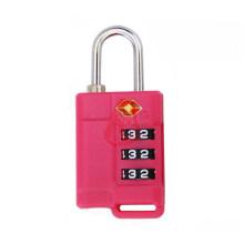 Tsa21037 Combination Lock Travel Luggage or Bag Code Padlock