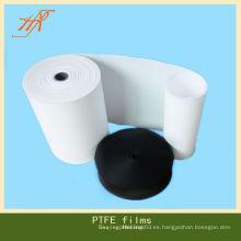 VIRGIN ptfe películas / cintas para el aislamiento térmico de tela