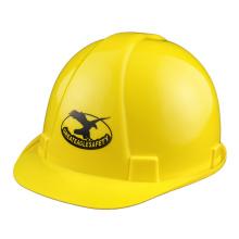 Economical PE Safety Helmet