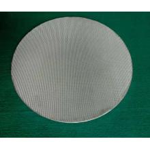 Filtre en acier inoxydable fritté 400 microns 316