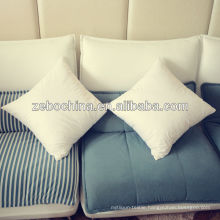 Multi function quality different material available wholesale luxury sofa pillow
