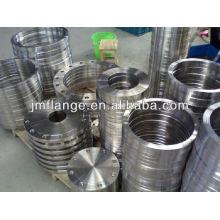 JIS forged SOP carton steel Q235 flange