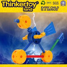 Образцовые блоки DIY Развивающие игрушки для школы