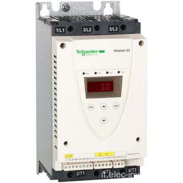 Inverter Schneider Electric ATS22D47Q