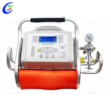 Emergency and Transport Ambulance Portable Ventilator Machine