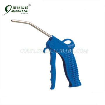 Air compressor blow gun with 5m PU pipe