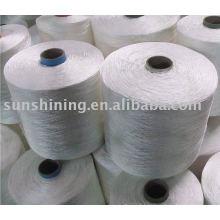 Fio de tapete e fio para indústrias de carpetes e aplicação de plataforma flexível
