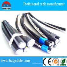 Одобренный подвесной кабель ABC для наружного применения
