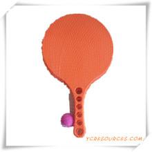 Regalos promocionales para playa pelota raqueta OS05009