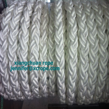 78mm 8 Strands Polypropylene Rope Mooring Rope