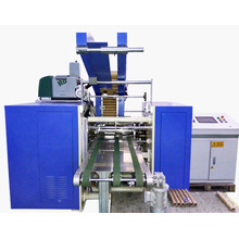 Machine automatique de 220V / 380V / 440V faisant le petit pain de papier d'aluminium
