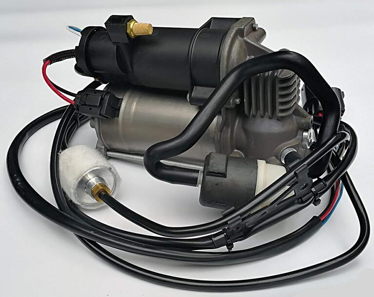 Oem Quality Air Suspension Compressor Pump For Range Rover L405 2013 2016 Range Rover Sport L494 2014 2016 Oem Number Lr069691 Lr047172 Lr044566 Lr037070 Lr056304 One Year Warranty