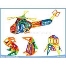 88 STÜCKE Mag Bausteine Spielzeug Magnetische Spielzeug Puzzle Weisheit Lernspielzeug für Kinder