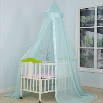 2020 Umbrella Satin Mosquito Net Bed Canopy