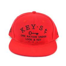 Chapéus de snapback de bordado de alta qualidade
