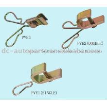 Halter für flexible Gummiventile