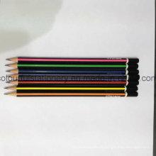 Hb Black Lead Pencils Sans Eraser