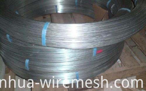 2.2x2.7mm G.l steel oval wire (1)
