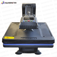 Freesub sunmeta heat transfer hydraulic print machine