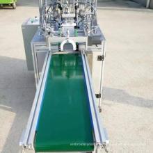 High  speed  industrial  ultrasonic  thermoplastic film  glove making  machine