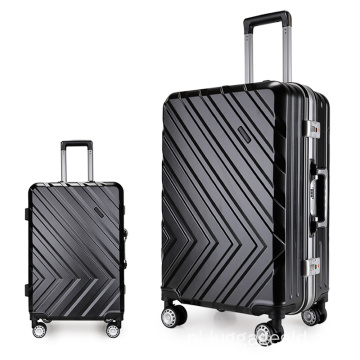 Factory trolley bag bagageset groothandel