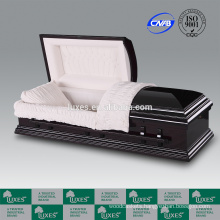 LUXES American Style Orson Cremation Casket Wholesale Coffin Bed