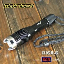 Maxtoch-DI6X-6 Taschenlampe Angriff Head Super Power-LED-Taschenlampe