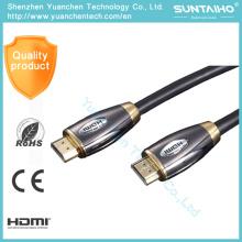 Alta calidad 2.0 1.4 Versión de alta velocidad 1080P 3D Cable de HDMI