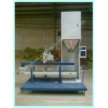 Grain Pellet Use Moveable Automatic Bagging Machine