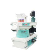 1-1.5t / h máquina de pellets de anillo vertical de alta eficiencia