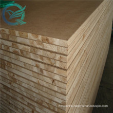 Qinge high quality block board 18mm for furniture good price block board