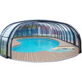 Automatiseret aluminium Swimming Pool Cover til vinter