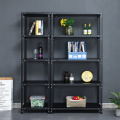 5-lagiges verstellbares Metallregal aus Display-Rack