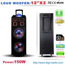 Popular Portable Stereo Bluetooth Mini PA Speaker