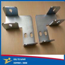 Placa de zinc de alta calidad que perfila las piezas de metal de la fábrica de Beijingyinhexingtai