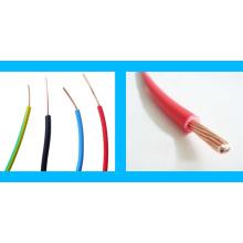 BV Un solo cable Conductor sólido