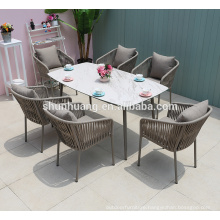 Most comfortable outdoor patio furniture hand woven rope furniture webbing beach chair