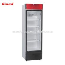 лучший продажа супермаркет дисплей холодильник охладитель дисплея