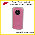 Multicapacity Power Bank with LED Lighting Your Mobile Back-up Battery (C006)