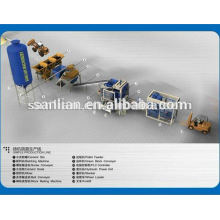 Brick Making Machine Simple Production Line