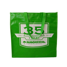 Reusable polypropylene laminated pp woven shopping bag