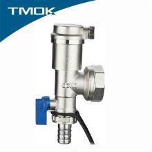 China Made Feminino Rosca Latão Separador de Água Válvula Final com Certificação CE em TMOK Valvula