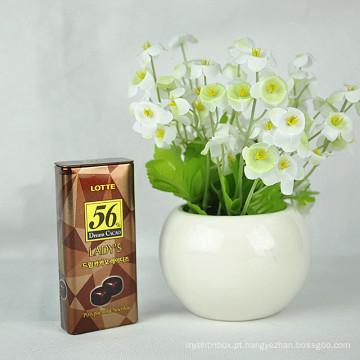 Caixas de trufa de chocolate, caixas de chocolate vazias, caixas de chocolate personalizadas